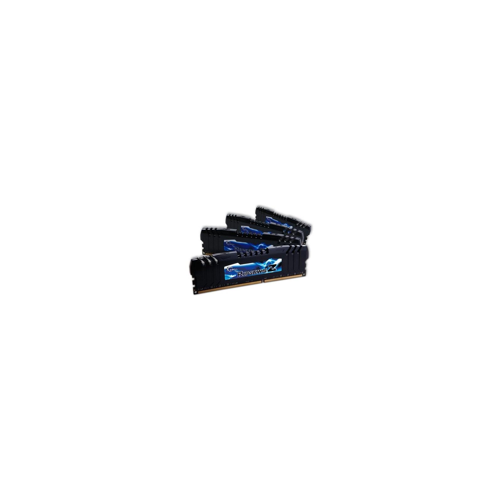 Модуль памяти для компьютера DDR3 16GB (4x4GB) 2400 MHz G.Skill (F3-19200CL11Q-16GBZHD)