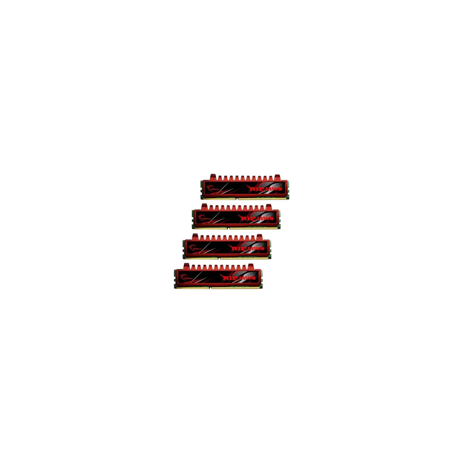 Модуль памяти для компьютера DDR3 16GB (4x4GB) 1333 MHz G.Skill (F3-10666CL9Q-16GBRL)