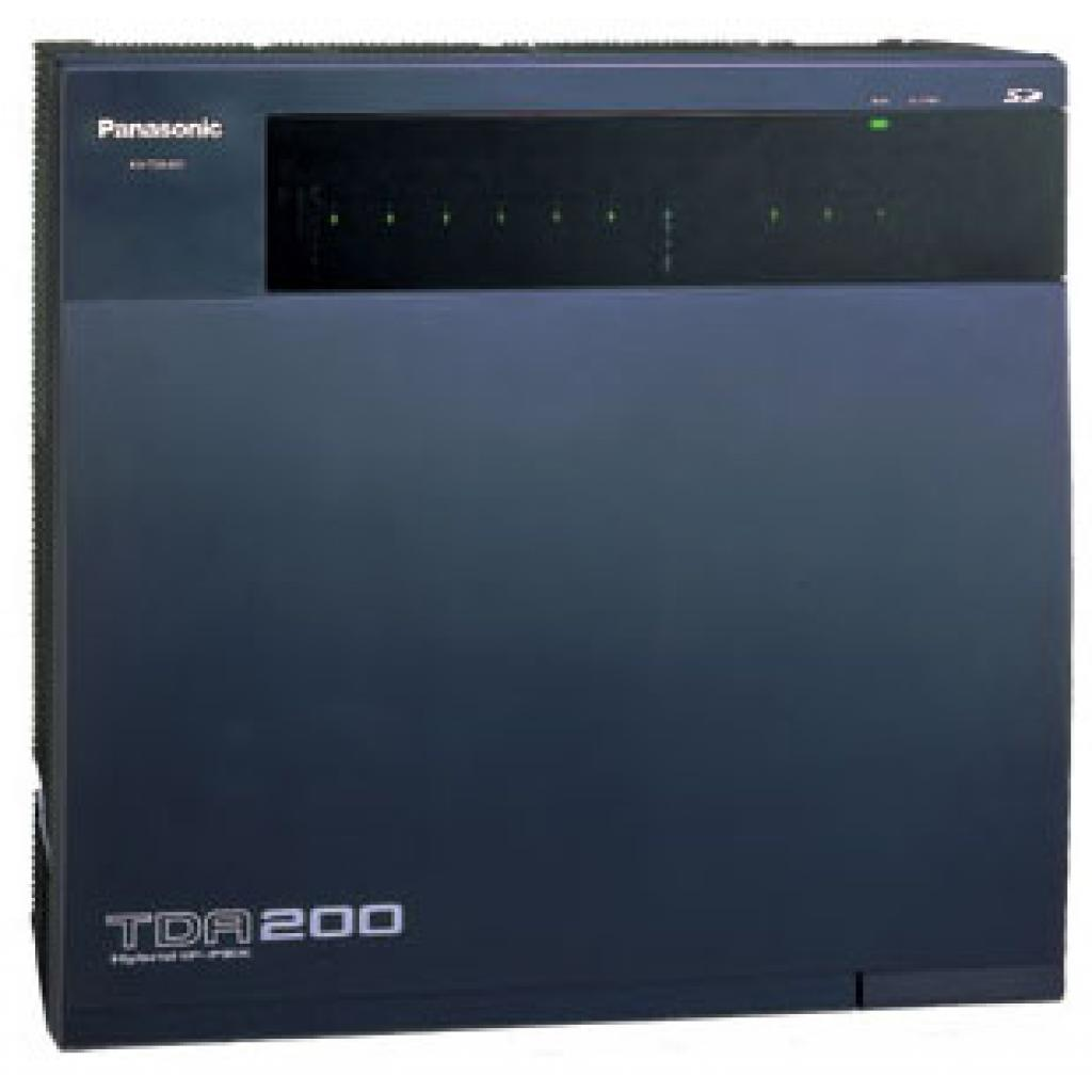 Мини-АТС KX-TDA200 PANASONIC (KX-TDA200UA+PSU(TDA0104))