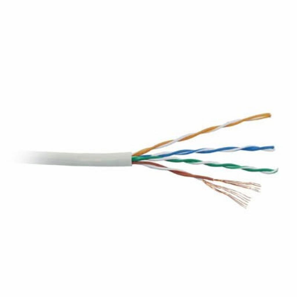 Кабель сетевой UTP 305м EvroMedia (UTP4-C5e-PATCH)