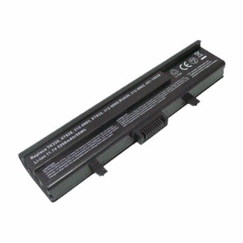 Аккумулятор для ноутбука Dell TK330 XPS M1530 BatteryExpert (TK330 L 56)