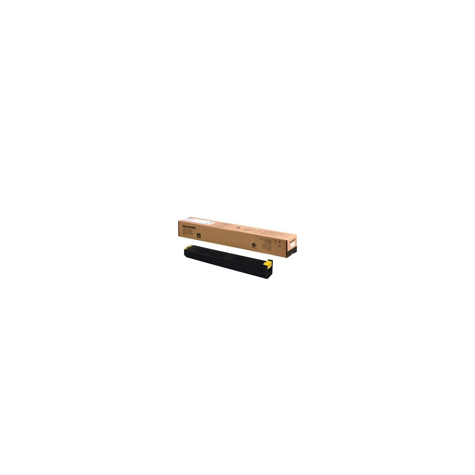 Тонер-картридж SHARP MX36GTYA (15K)Yellow MX-2610N/3110N (MX-36GTYA)