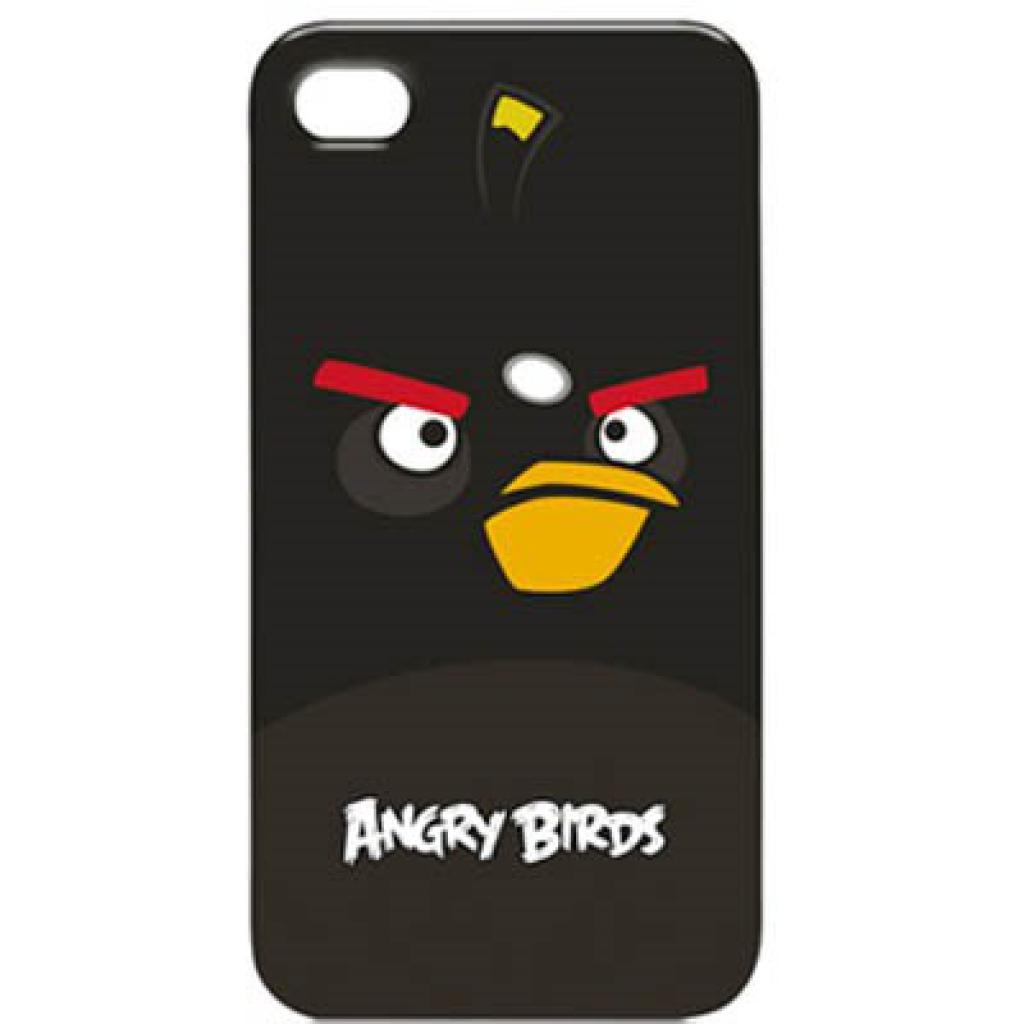 Чехол для моб. телефона GEAR4 Angry Birds /black bird (ICAB404G)