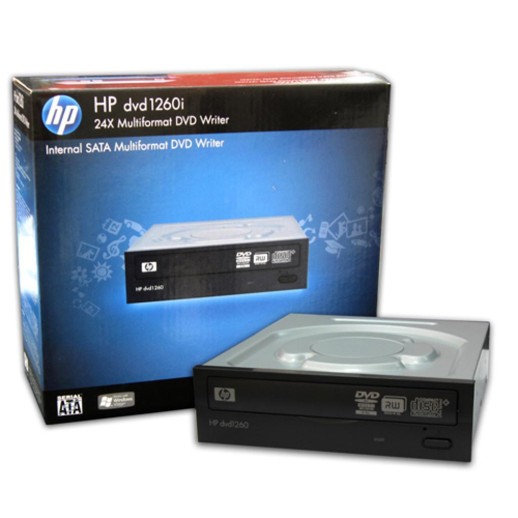 Оптический привод DVD±RW HP DVD1260i (RTL)