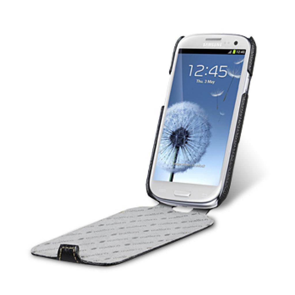 Чехол для моб. телефона Melkco для Samsung I9300 GALAXY S III Black (SSGY93LCJT1BKLC) изображение 3