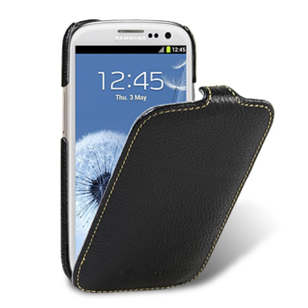 Чехол для моб. телефона Melkco для Samsung I9300 GALAXY S III Black (SSGY93LCJT1BKLC)