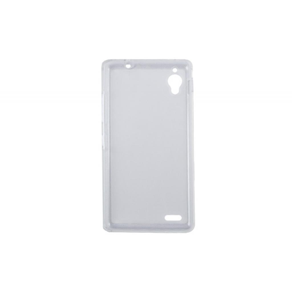 Чехол для моб. телефона Drobak для Fly IQ4412 /Elastic PU/Clear (214725) изображение 2