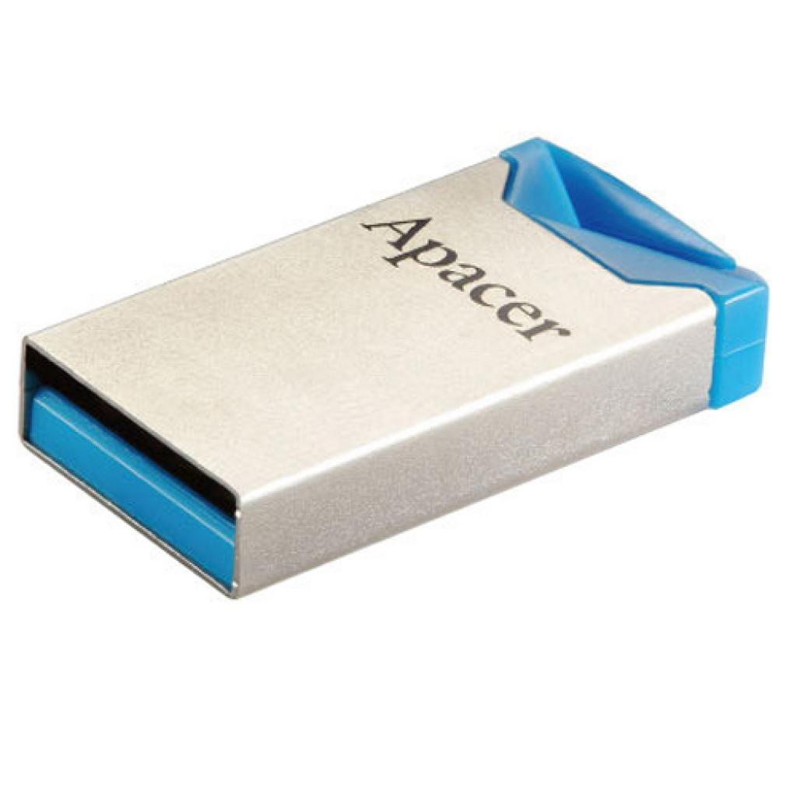 USB флеш накопитель 8GB AH111 Blue RP USB2.0 Apacer (AP8GAH111U-1) изображение 3