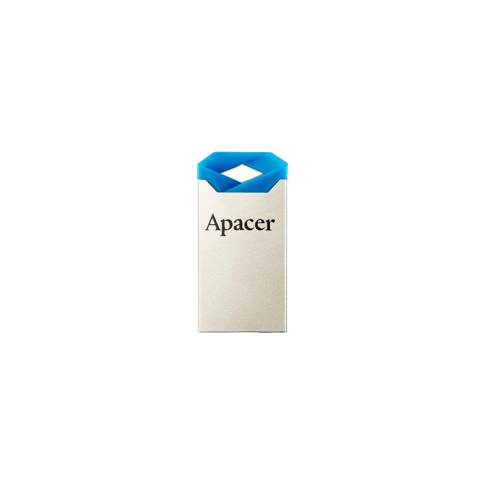 USB флеш накопитель 8GB AH111 Blue RP USB2.0 Apacer (AP8GAH111U-1)