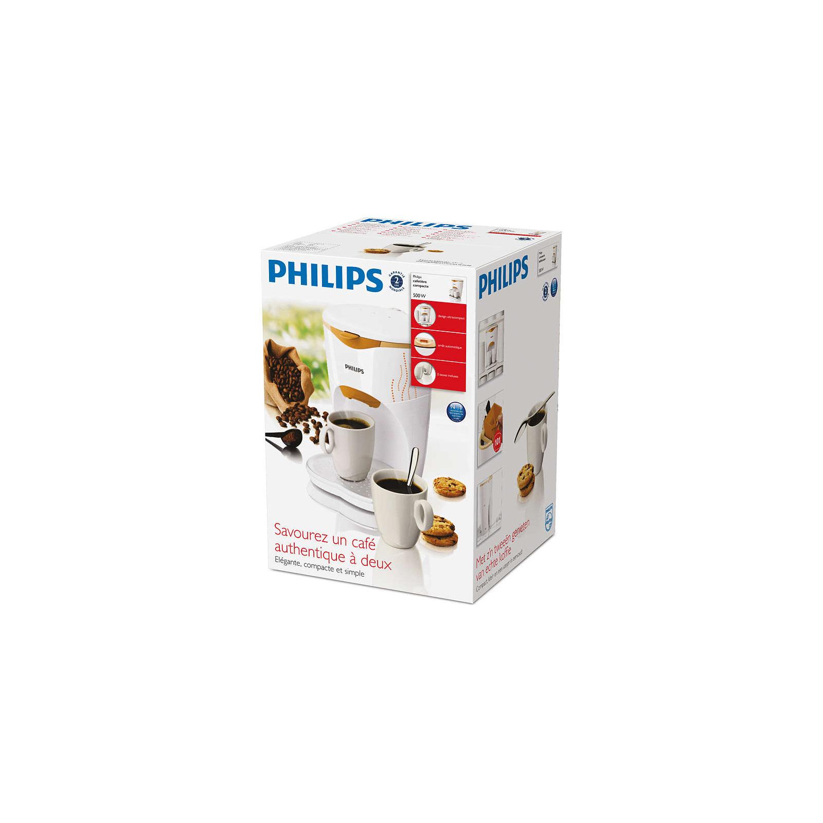 Кофеварка PHILIPS HD7140/55 изображение 3