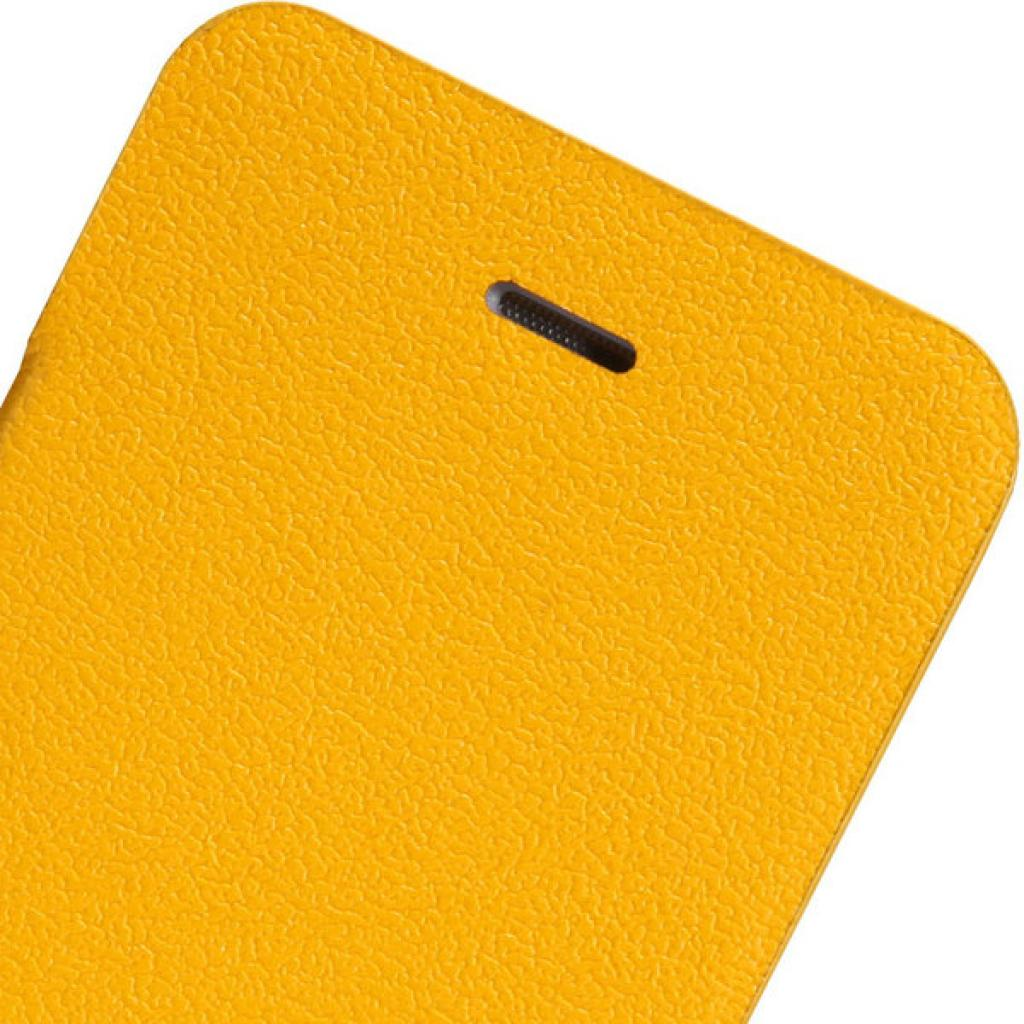 Чехол для моб. телефона NILLKIN для iPhone 5 /Fresh/ Leather/Yellow (6088706) изображение 5