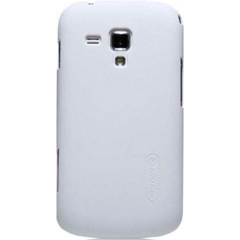 Чехол для моб. телефона NILLKIN для Samsung S7562 /Super Frosted Shield/White (6065905)