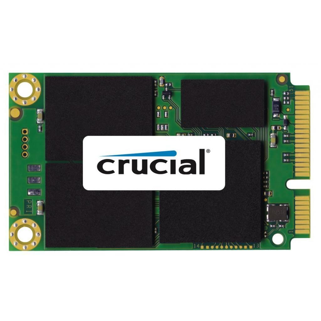 Накопитель SSD mSATA 480GB MICRON (CT480M500SSD3)