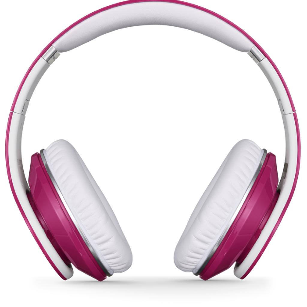Наушники Beats Studio Pink (848447001415) изображение 2