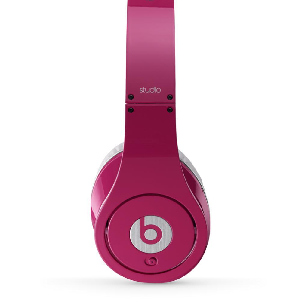 Наушники Beats Studio Pink (848447001415) изображение 3