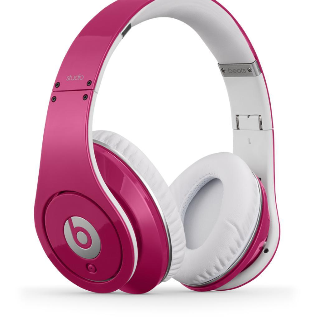 Наушники Beats Studio Pink (848447001415) изображение 5