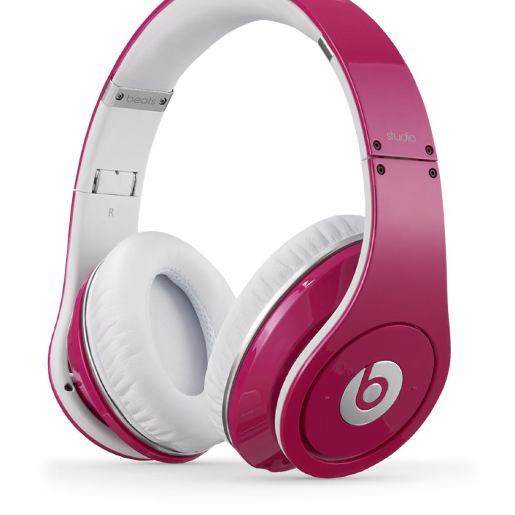 Наушники Beats Studio Pink (848447001415)