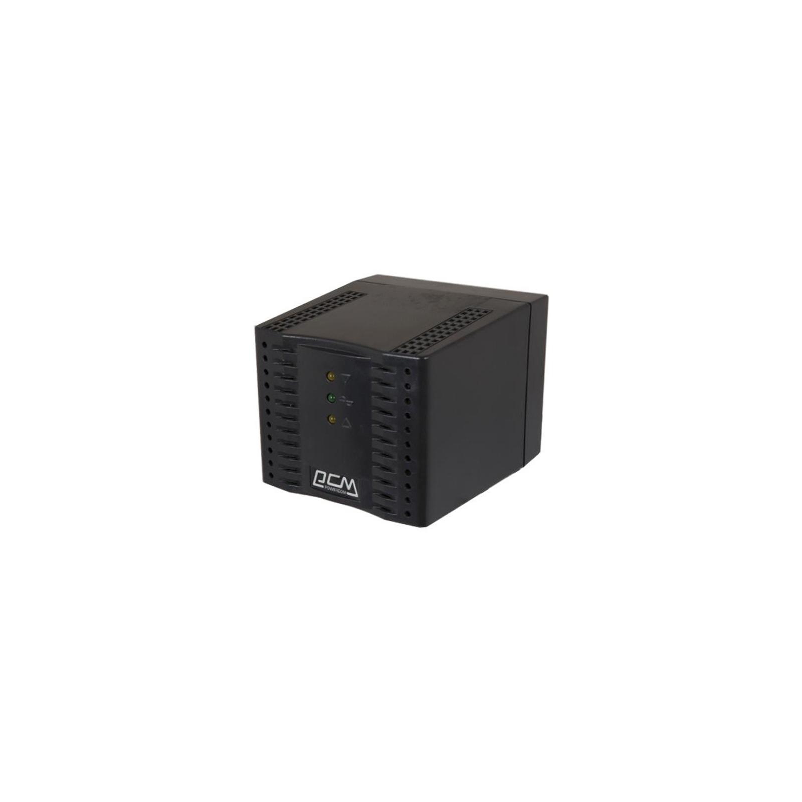 Стабилизатор Powercom TCA-3000 (TCA-3000 black)