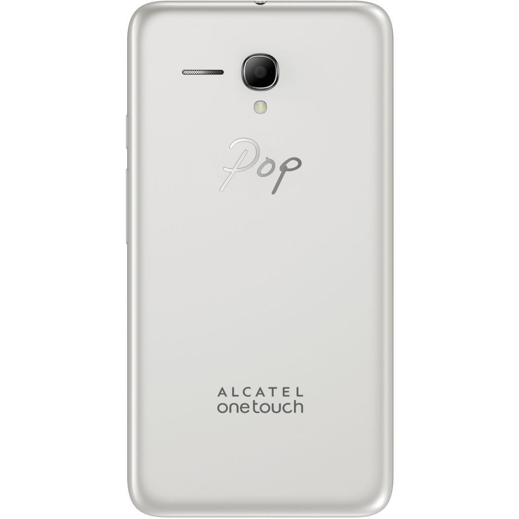 Мобильный телефон ALCATEL ONETOUCH 5025D Pop 3 (5.5) Metallic Silver (4894461318875) изображение 2