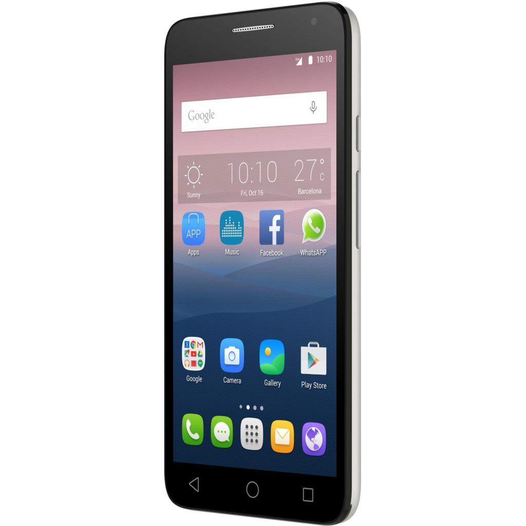 Мобильный телефон ALCATEL ONETOUCH 5025D Pop 3 (5.5) Metallic Silver (4894461318875) изображение 8