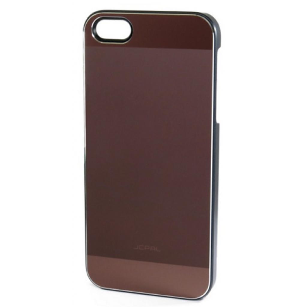 Чехол для моб. телефона JCPAL Aluminium для iPhone 5S/5 (Matte touch-Brown) (JCP3110) изображение 2