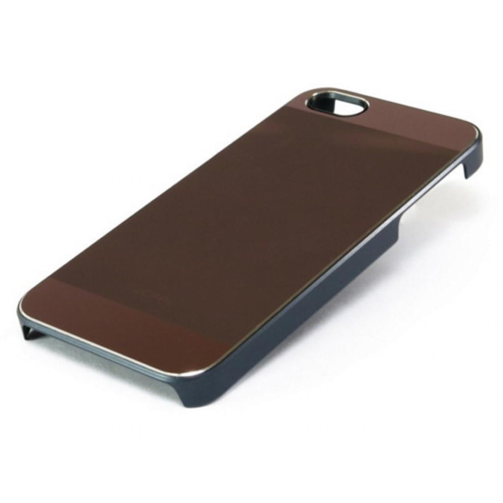 Чехол для моб. телефона JCPAL Aluminium для iPhone 5S/5 (Matte touch-Brown) (JCP3110) изображение 3