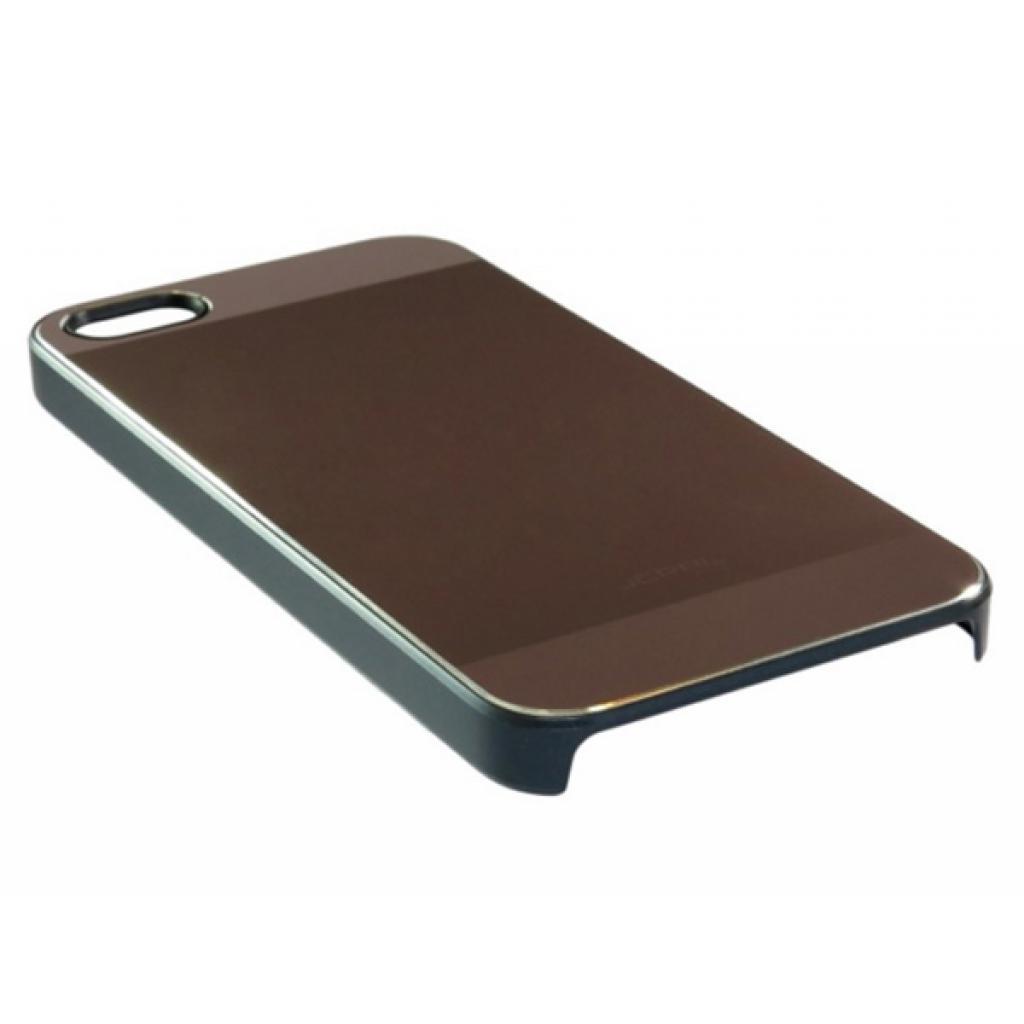 Чехол для моб. телефона JCPAL Aluminium для iPhone 5S/5 (Matte touch-Brown) (JCP3110) изображение 4