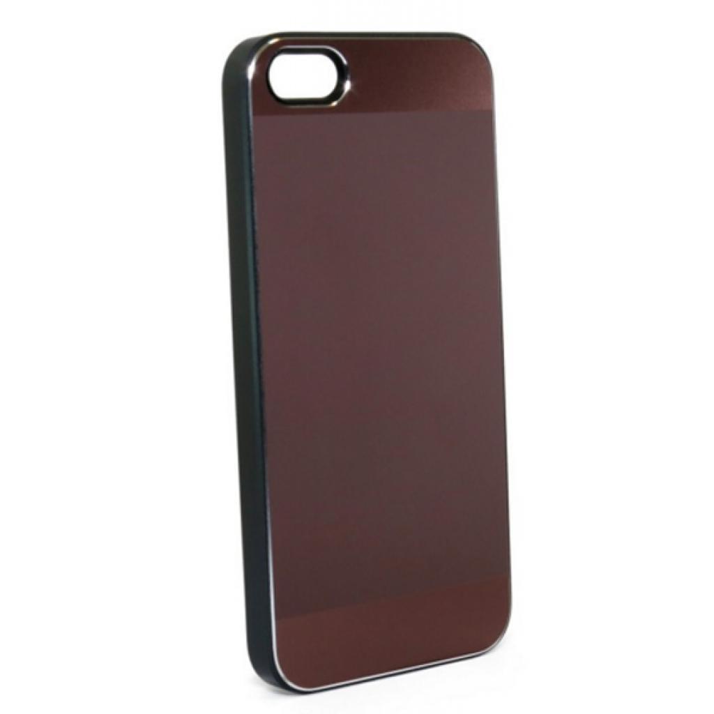 Чехол для моб. телефона JCPAL Aluminium для iPhone 5S/5 (Matte touch-Brown) (JCP3110)