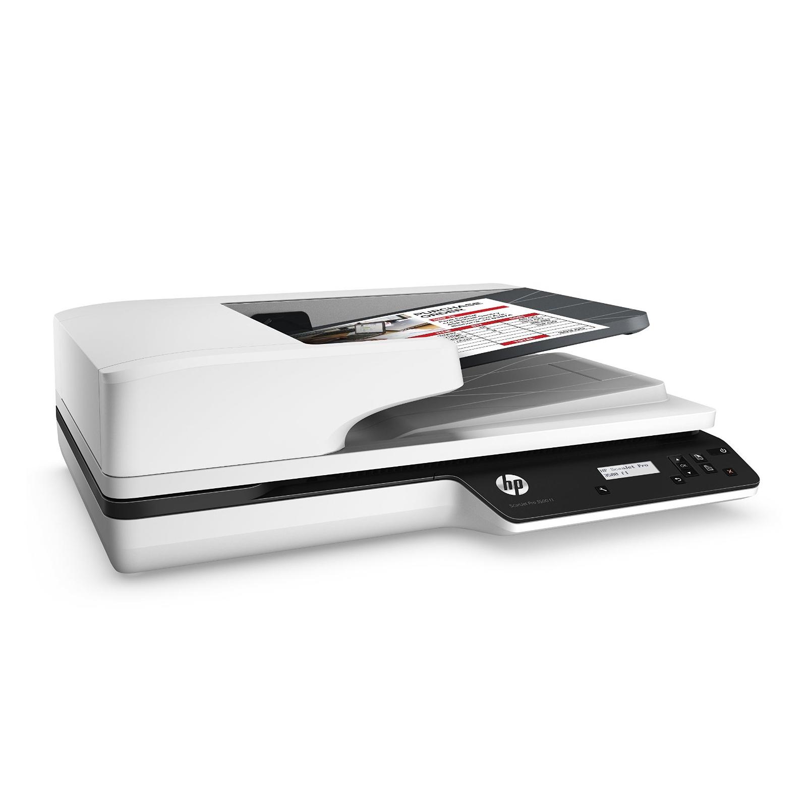 Сканер HP Scan Jet Pro 3500 f1 (L2741A) изображение 3