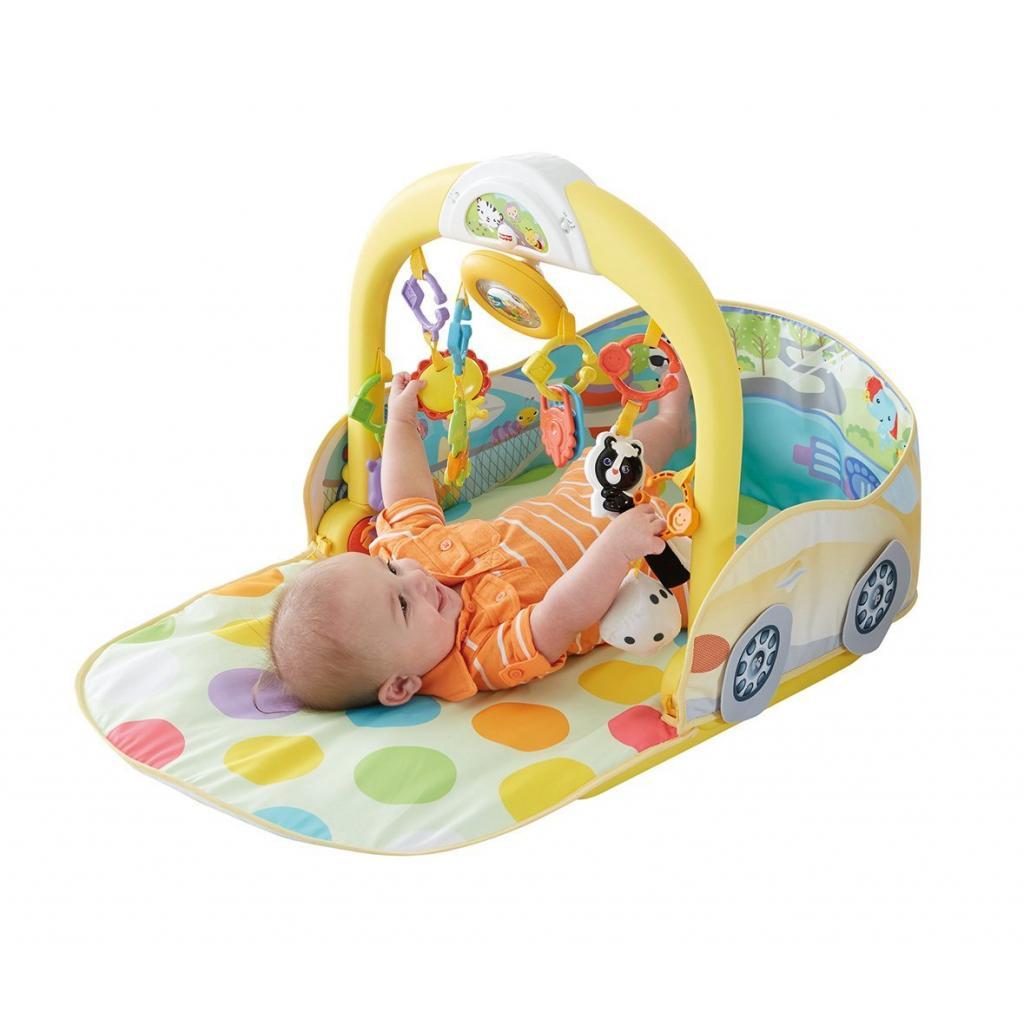 Детский коврик Fisher-Price Кабриолет 3 в 1 (DFP07) изображение 3