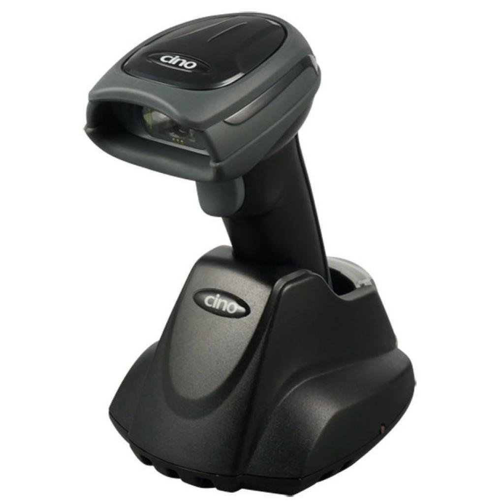 Сканер штрих-кода CINO A770BT Black (9615) изображение 2