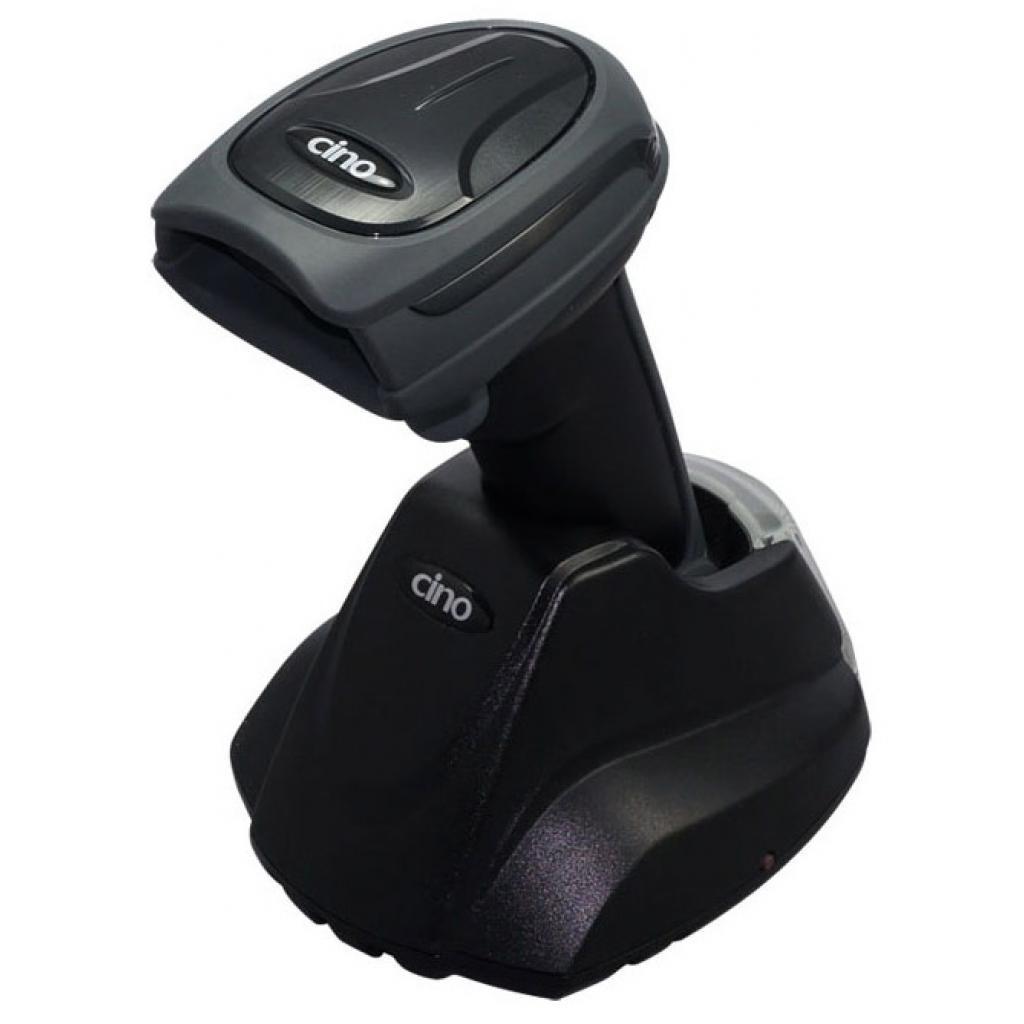 Сканер штрих-кода CINO A770BT Black (9615)