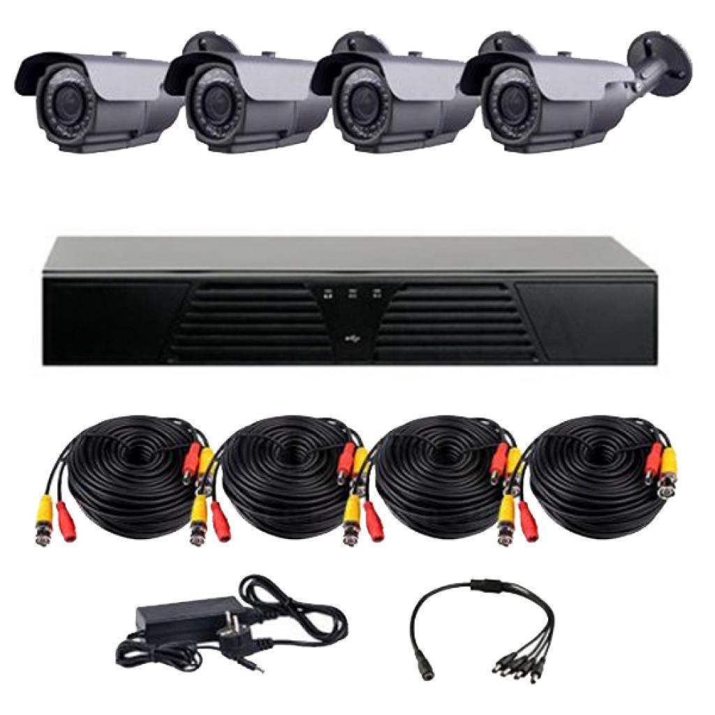 Комплект видеонаблюдения CoVi HVK-3004 AHD PRO KIT