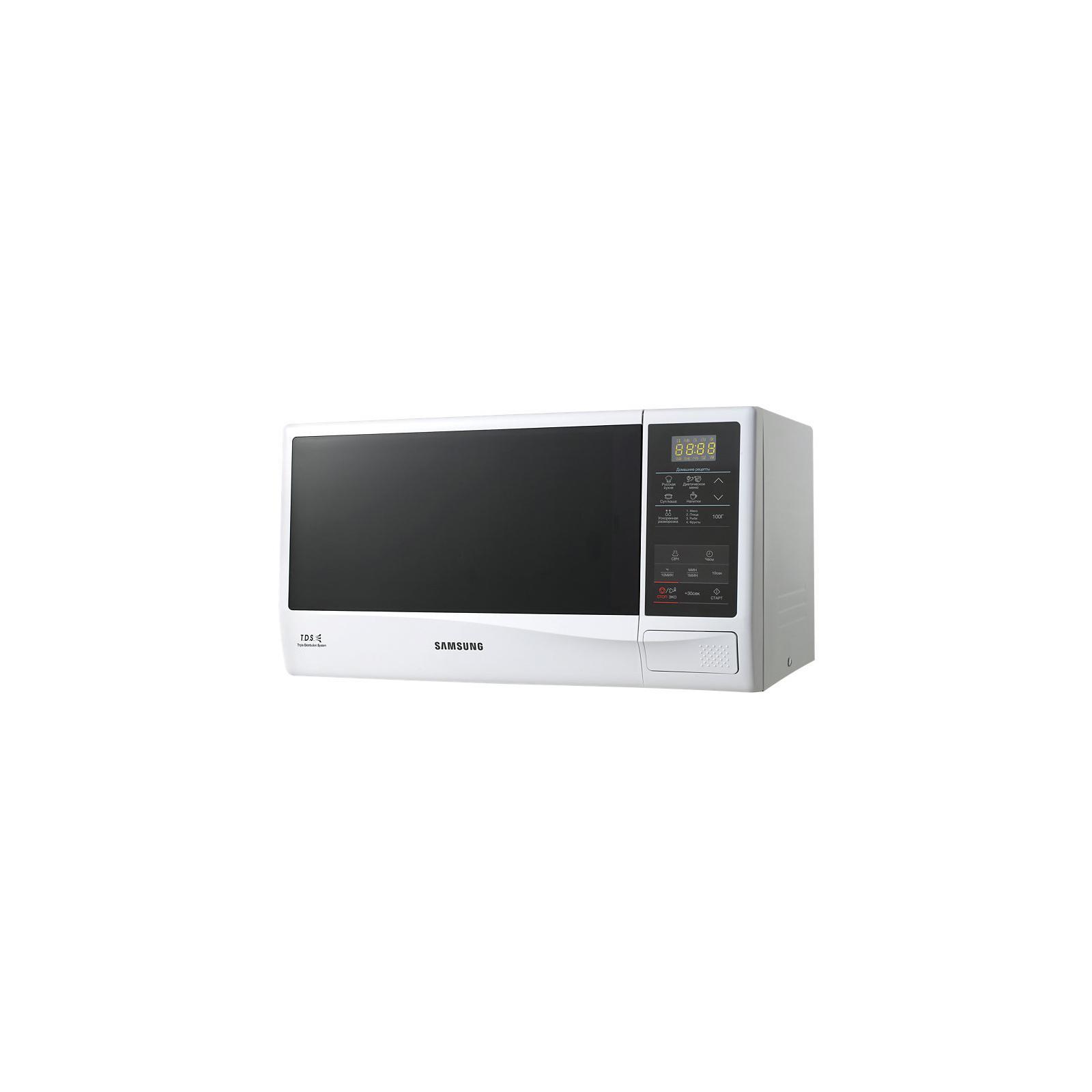 Микроволновая печь Samsung ME 83 KRW-2/BW (ME83KRW-2/BW) изображение 2