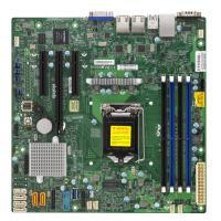 Серверная МП Supermicro X11SSM-F-B