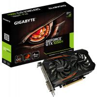 Видеокарта GIGABYTE GeForce GTX1050 Ti 4096Mb OC (GV-N105TOC-4GD)