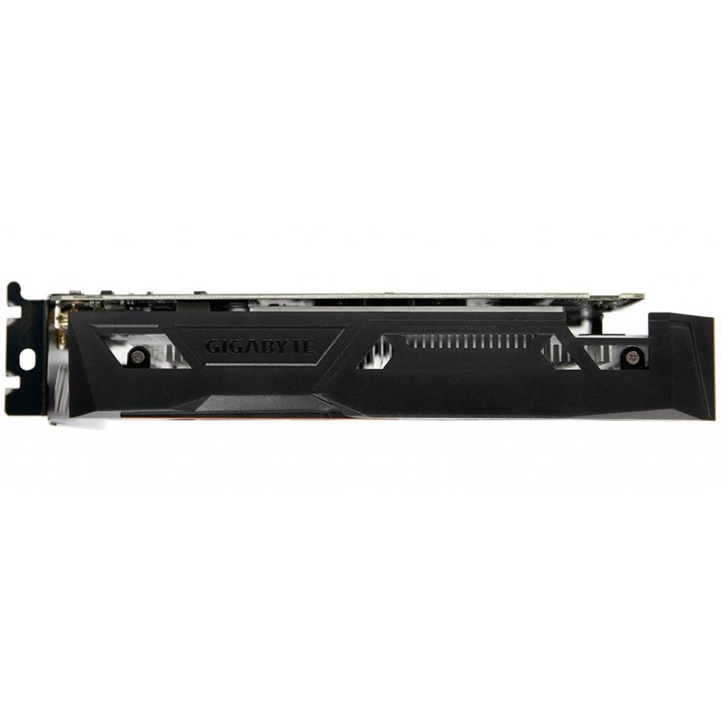 Відеокарта GIGABYTE GeForce GTX1050 Ti 4096Mb OC (GV-N105TOC-4GD) зображення 4