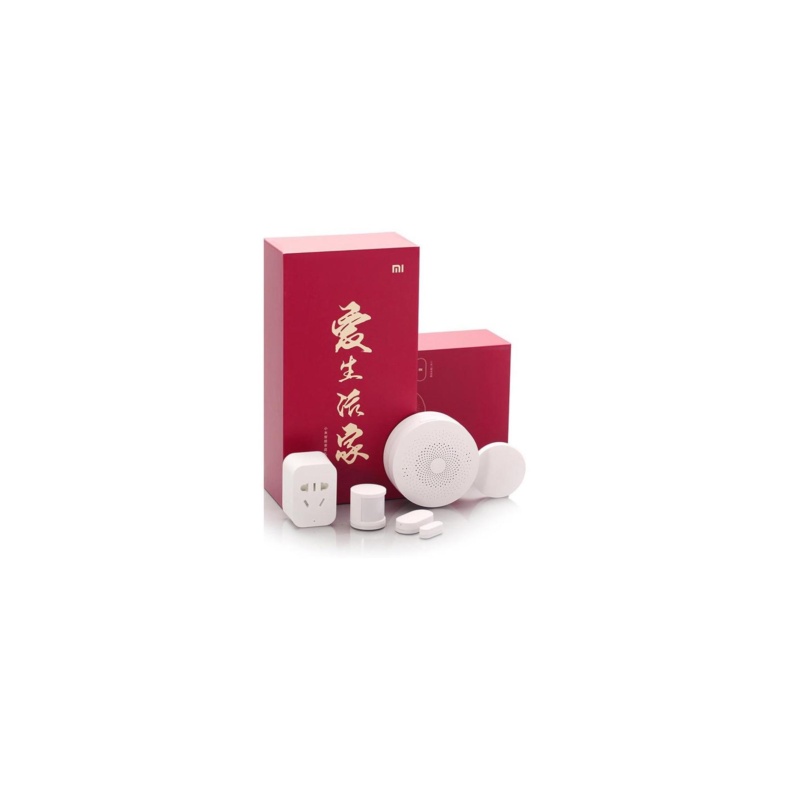 Комплект охранной сигнализации Xiaomi набор Mijia Smart Home Set (YTC4023CN) изображение 2