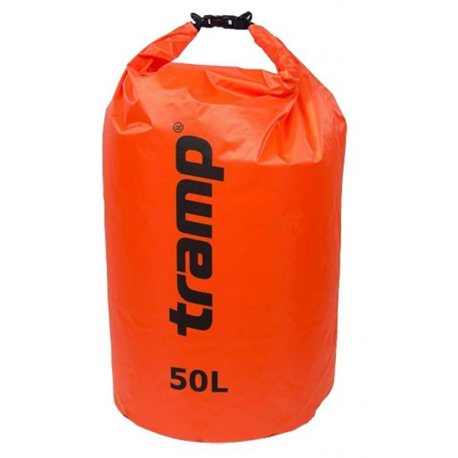 Гермомешок Tramp PVC Diamond Rip-Stop оранжевый 50л (TRA-208-orange)