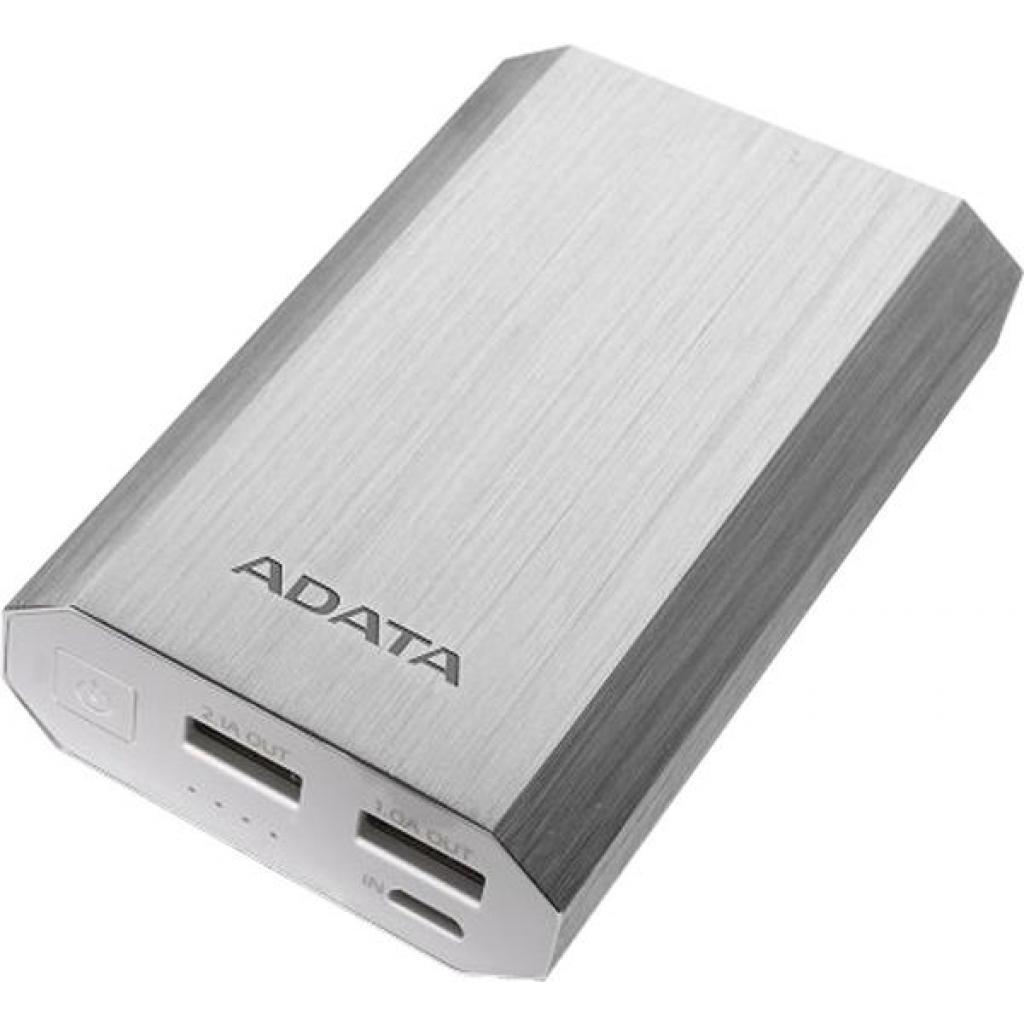 Батарея универсальная ADATA A10050 10050mAh Golden (AA10050-5V-CGD) изображение 4