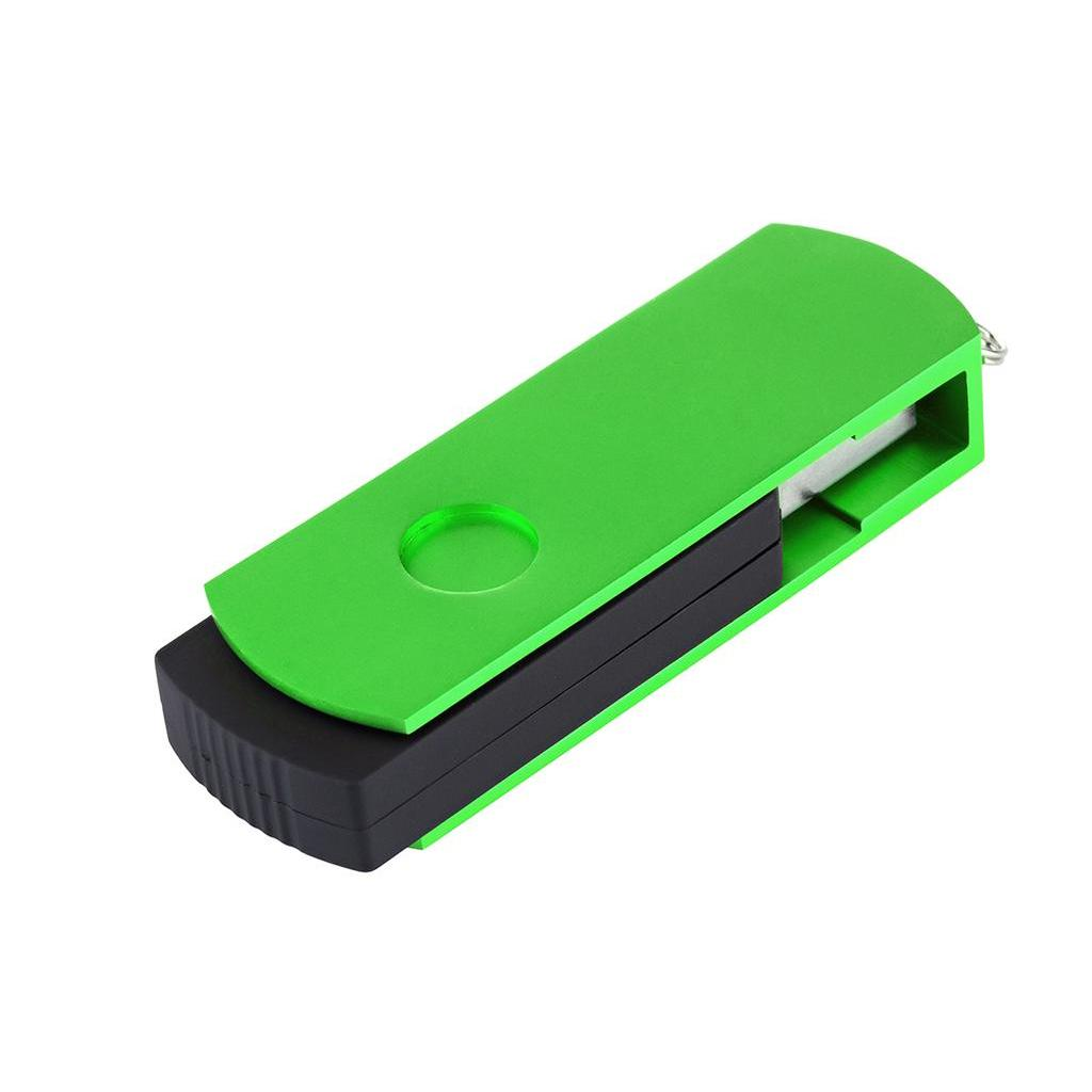 USB флеш накопитель eXceleram 8GB P2 Series Green/Black USB 2.0 (EXP2U2GRB08) изображение 6