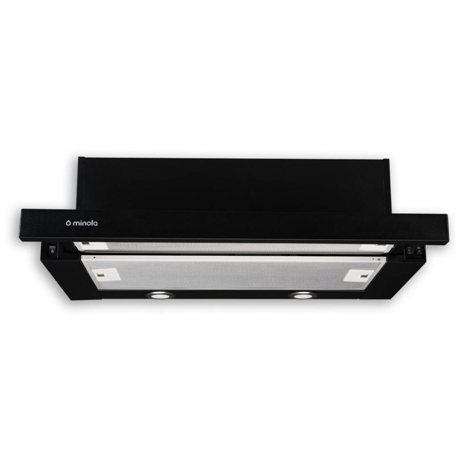 Вытяжка кухонная MINOLA HTL 6012 BL 450 LED изображение 2