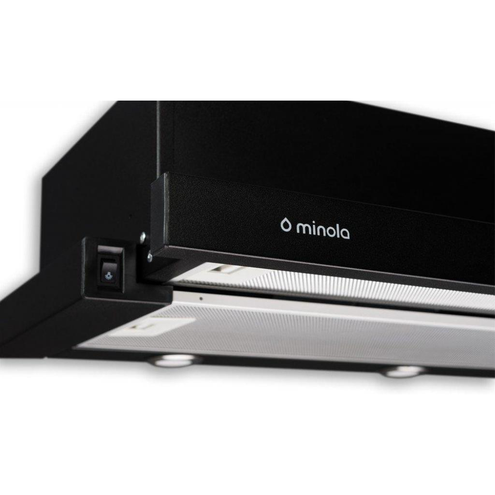 Вытяжка кухонная MINOLA HTL 6012 BL 450 LED изображение 4