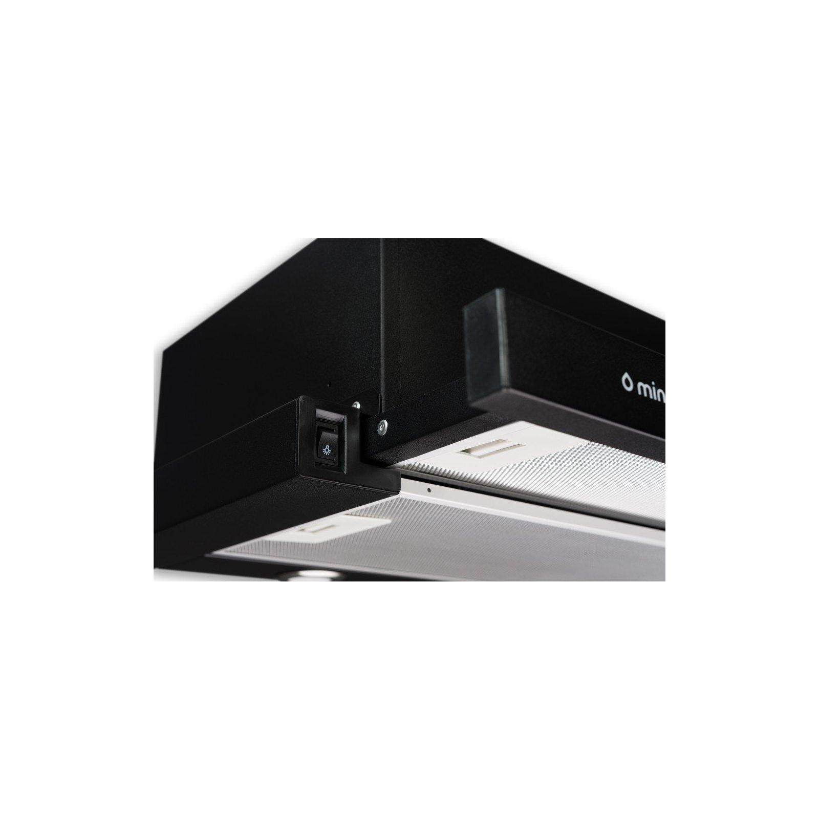 Вытяжка кухонная MINOLA HTL 6012 BL 450 LED изображение 5