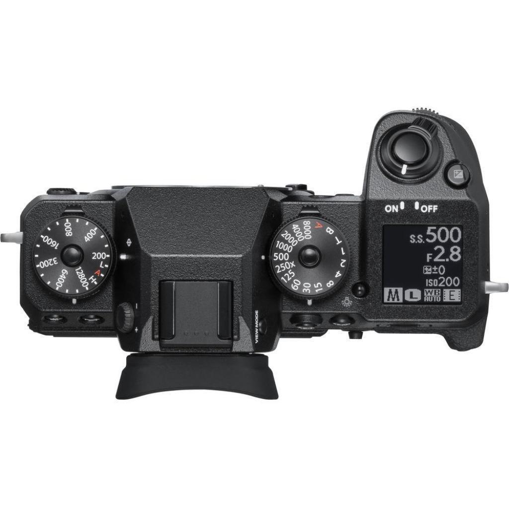 Цифровой фотоаппарат Fujifilm X-H1 + VPB-XH1 Black (16568767) изображение 3