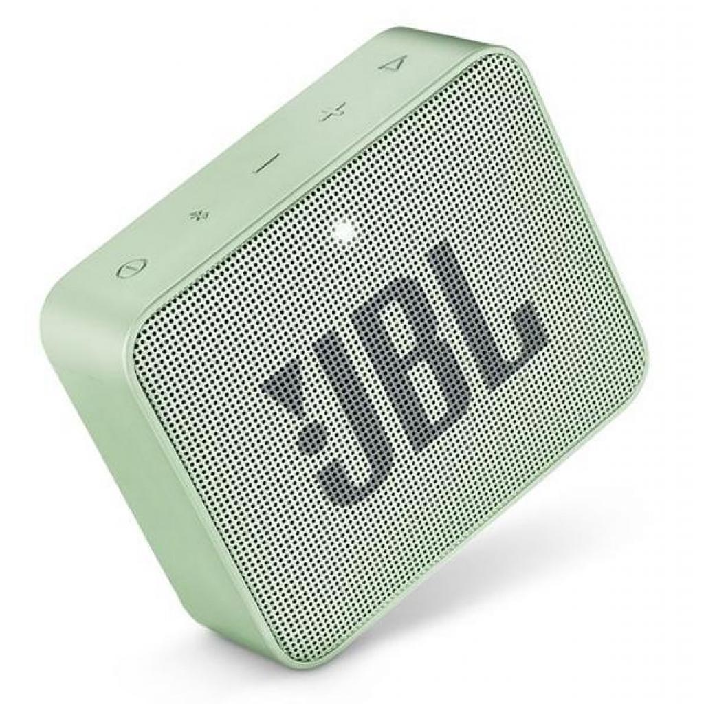 Акустическая система JBL GO 2 Mint (JBLGO2MINT) изображение 5