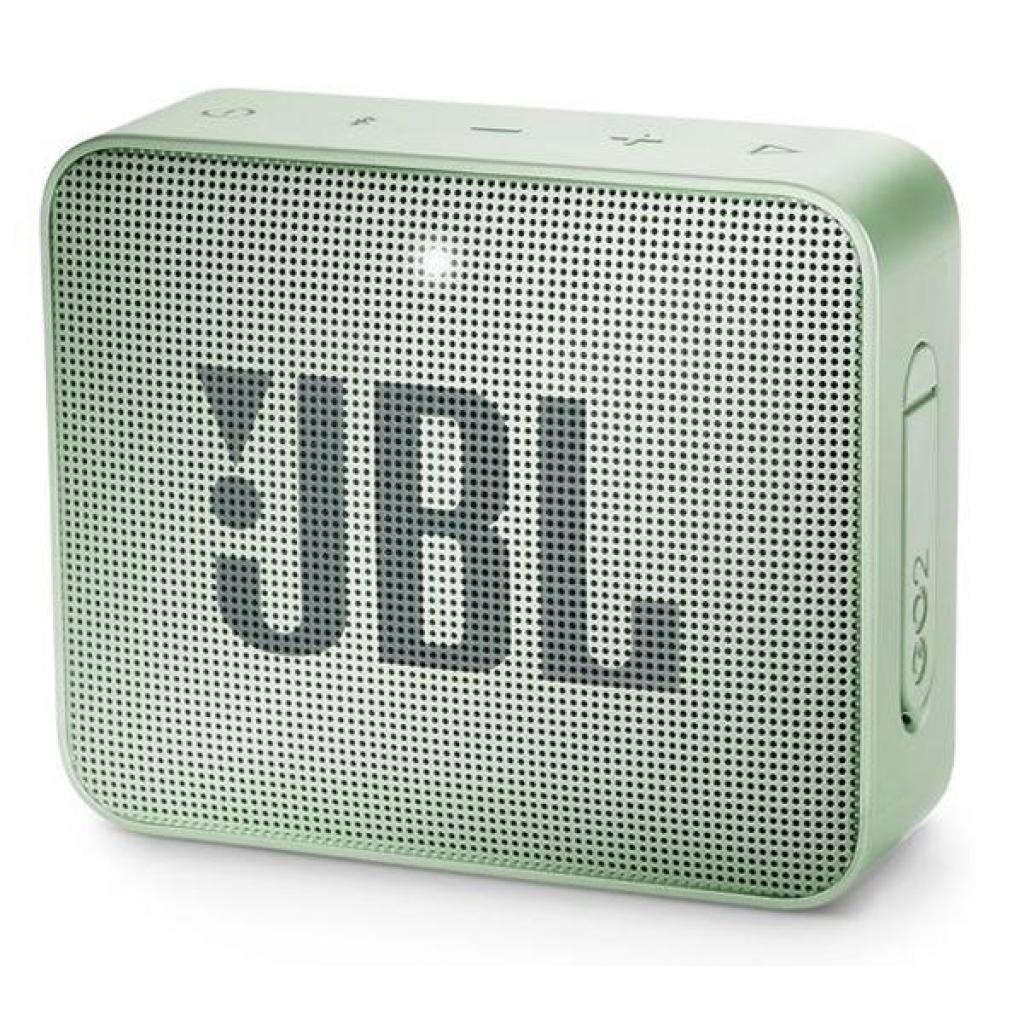 Акустическая система JBL GO 2 Mint (JBLGO2MINT)