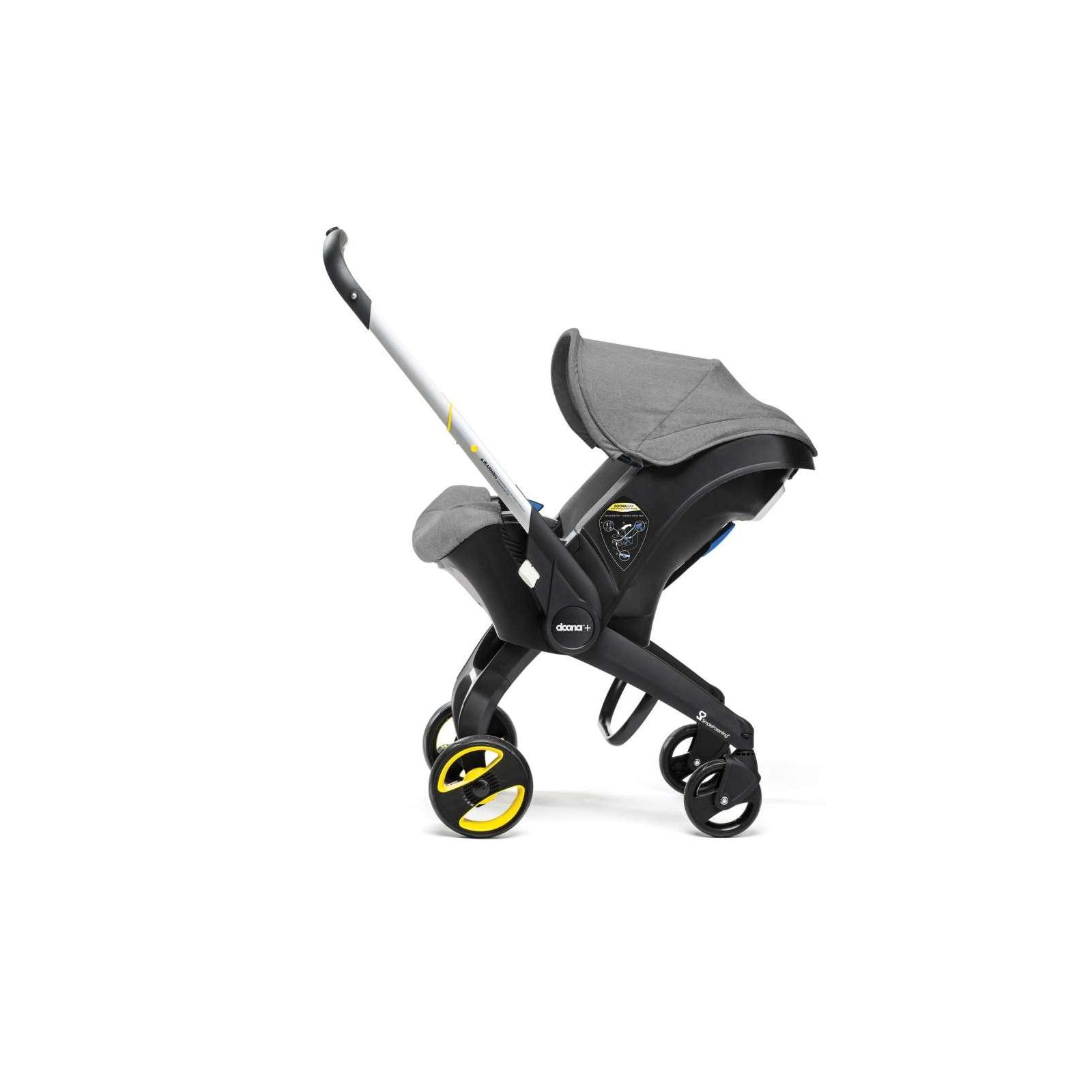 Автокресло Doona Infant Car Seat / Серое (SP150-20-006-015) изображение 7