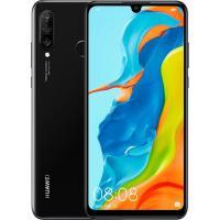 Мобільний телефон Huawei P30 Lite Midnight Black (51093PUS)