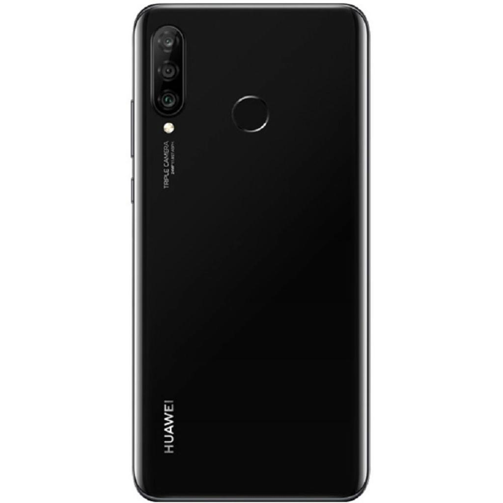 Мобильный телефон Huawei P30 Lite 4/128GB Midnight Black (51093PUS) изображение 2